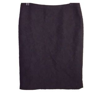 NWT Textured Skirt by Ann Taylor